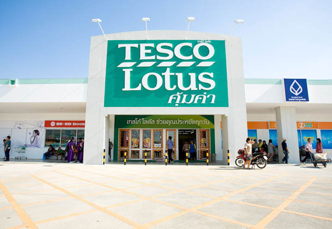 Tesco Lotus Creating a Stronger Brand Alignment – XPotential